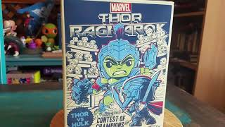 Pop! Metallic Hulk Thor Ragnarok Target Exclusive Marvel Funko Vinyl Figure Review