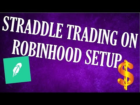 Option strategies on robinhood