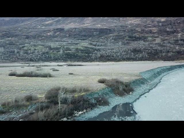 Beaver Pond Strip | Knik Glacier | Geoff Oliver