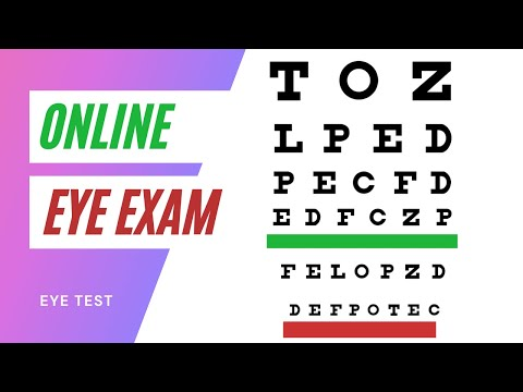 Computer Reading Glasses Test Chart | David Simchi-Levi