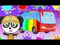 Мастерская Биби в Городе Машинок - Мультики Для Детей - Большой Сборник