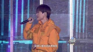 LiYuChun李宇春(Chris Lee):170107陌陌17惊喜夜《下个路口见》