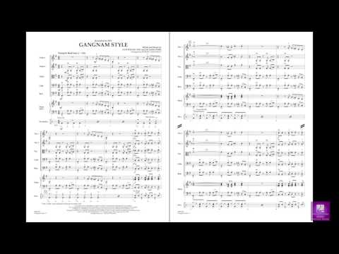 Gangnam Style arranged by Robert Longfield