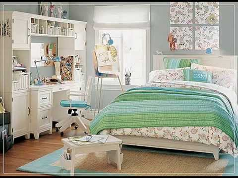 Teen Bedroom Decorating Ideas I Teenage Bedroom makeover Ideas ...