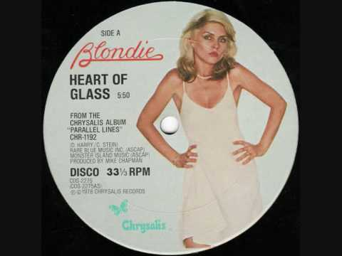 "Blondie - Heart Of Glass (Disco 12"" - Vocal / Instrumental Edit)"