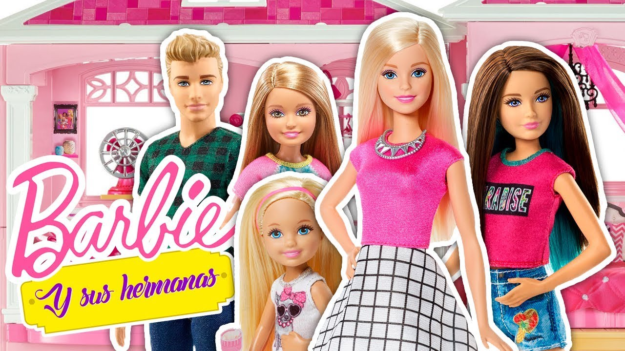 HermanasComienzan Una Vida En Mexico Nueva Y Sus Barbie pGSzqVUM