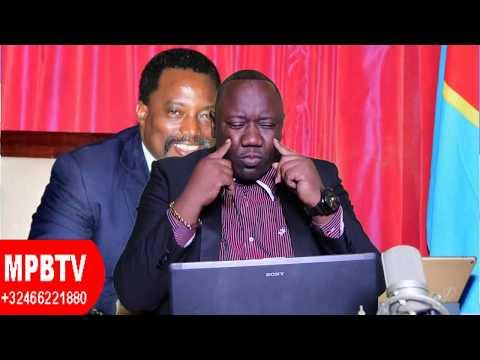 MPBTV Actualité Compliquée 11-09-Paris-Voyage Compliqué de Kabila Chez Macron