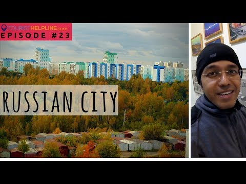 NOVOSIBIRSK, RUSSIA : FROM AN INDIAN TRAVELLER'S EYES