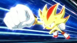 Sonic X Shadow's death (saddest episode?)