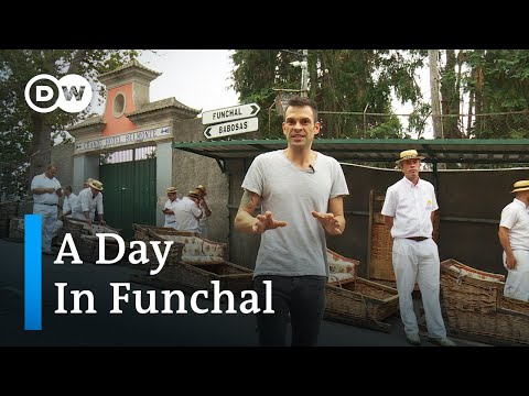 Funchal by a