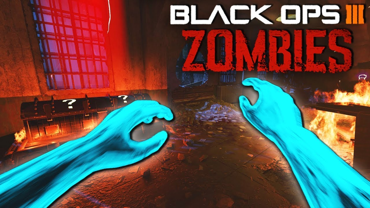 MOB OF THE DEAD REMAKE   Custom Map Zombie 81  YouTube