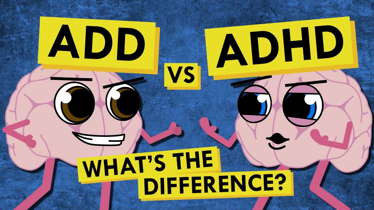 Download Why My Channel is Called How to ADHD (not ADD)