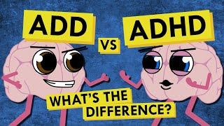 Why My Channel is Called How to ADHD (not ADD)