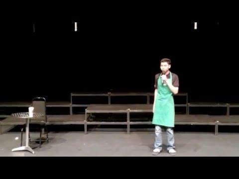 Taylor the Latte Boy (Response) - Broadway Academy Showcase