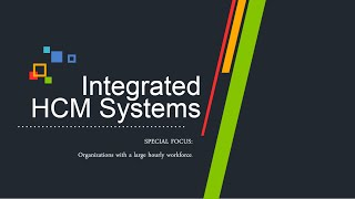 Does integrated human capital management software pay off
