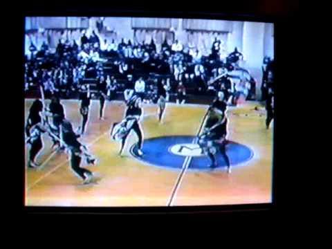 1994 Monticello High School Winterguard