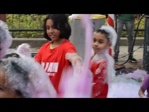 Bubble Dash - Foam Run - NCR