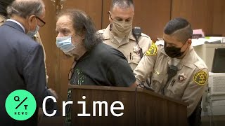 Adult Film Star Ron Jeremy Charged With Rape, Sexual Assault; Bail Set At $6.6 Million
