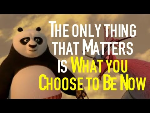 Success Lessons from Kung Fu Panda: Inner Peace and Accepting Who You Really Are