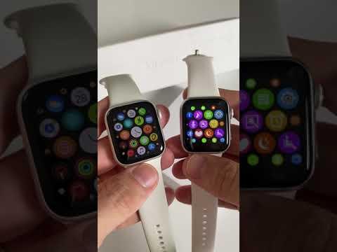 Apple Watch Série 5 X Iwo12 Original SmartWatch Comparativo Review Qual O Melhor?