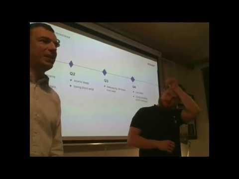 Waves Vienna Meetup I - Part 2: Waves Platform Overview