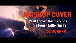 Niall Horan - This Town / One Direction - Little Things (MASHUP Cover By Donaha)
