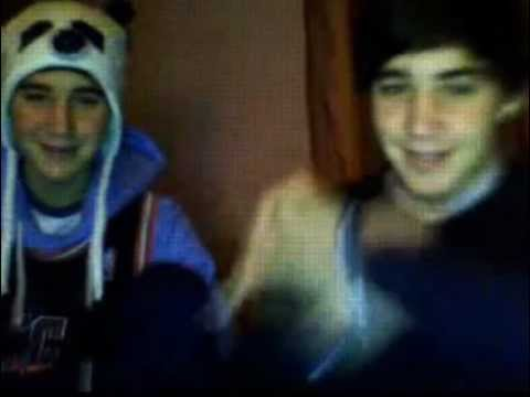 Jai and Luke Brooks Twitcam 8/4/12 FULL/HQ