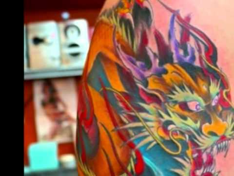 World Famous Tattoo Ink - YouTube