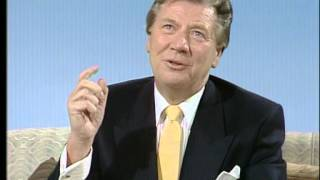 Max Bygraves - Des O'Connor Tonight - Thames Television