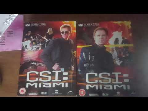 Csi miami season 3 review