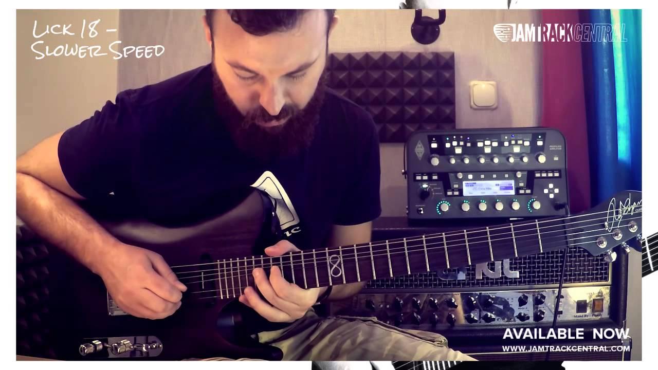 Chris Mike's 20 Innovative Melodic Rock Licks | JTCGuitar.com