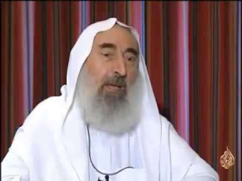 رأي الشيخ أحمد ياسين في جمال عبدالناصر     نسي ان الناصر هو اسم من اسماء الله