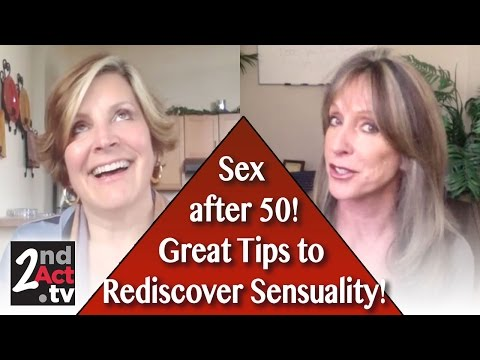 Sex after 50! Deal with Menopause in the Bedroom using these Sex Tips for Women Over 50!