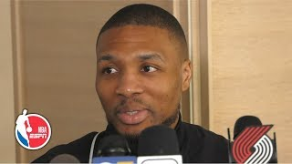 Damian Lillard: Blazers are 'really confident' that they can beat the Warriors | 2019 NBA Playoffs