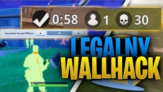 * NEW * FREE LEGAL WALLHACK FOR FORTNITE-LEGAL UNDETECTABLE CHEATS-VDOLCE FOR FREE