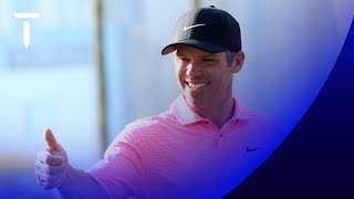 Paul Casey shoots 64 to lead by one | Round 3 Highlights | 2021 Omega Dubai Desert Classic