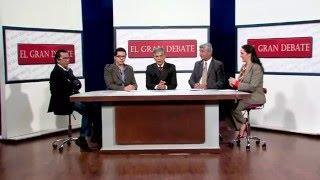 El Gran Debate con Adolfo Beck - Fumigación  con Glifosato