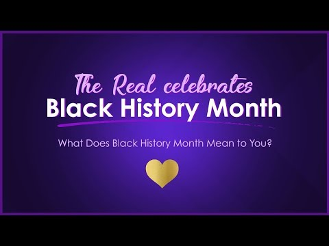 What Does Black History Month Mean to You?