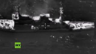 Submarino nuclear ruso dispara un misil y destruye un buque durante una prueba en el Pacífico