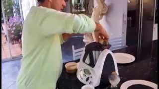 How Make Healthy Nut Butter With Thermomix