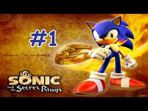 Sonic And The Secret Rings Lost Prologue