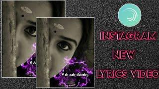 Instagram Trending Status Video Alight Motion Tamil   Alight Motion Tutorial