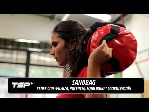 Sandbag - TSP Turbysport