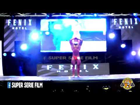 BODYBUILDING SENIOR 85 kg. - IFBB CLASSIC PHYSIQUE OF AMERICA CUP 2021