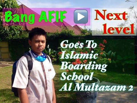 Islamic Boarding School Al-Multazam 2 : Awal Perjalanan M. Faith Afif Sebagai Seorang Santri
