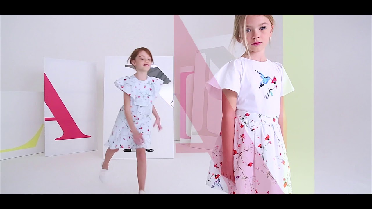 Lanvin To Release The Chicest Childrenswear In All TheLand