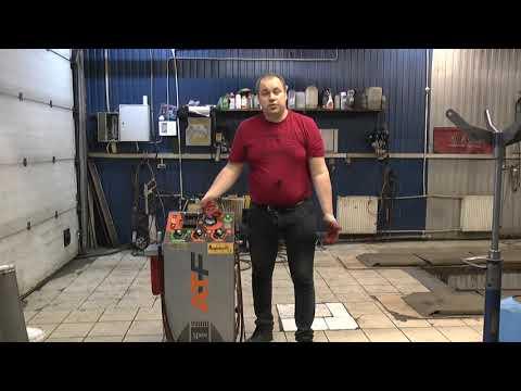 Аппаратная замена масла в АКПП - пример оборудования