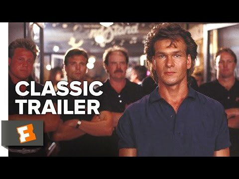 Road House Official Trailer #1 - Patrick Swayze Movie HD