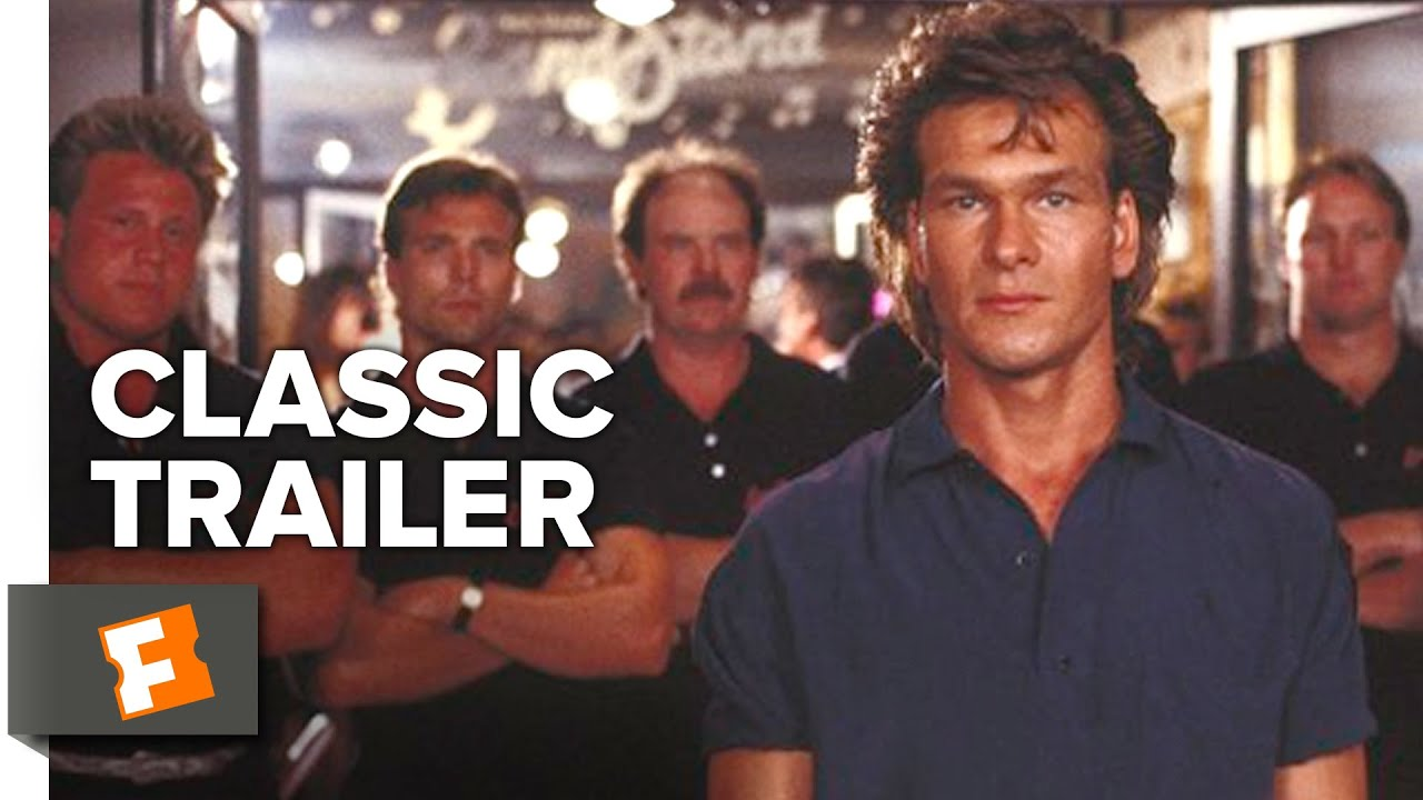 Road House Official Trailer #1   Patrick Swayze Movie HD   YouTube