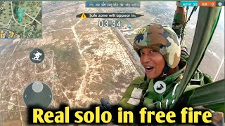 Cover images Real life in game🚁 Free fire 🚁